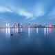 nanchang skyline in nightfall - PhotoDune Item for Sale