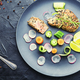 Delicious tuna and vegetable salad - PhotoDune Item for Sale