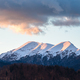 Majestic sunset in the mountains - PhotoDune Item for Sale