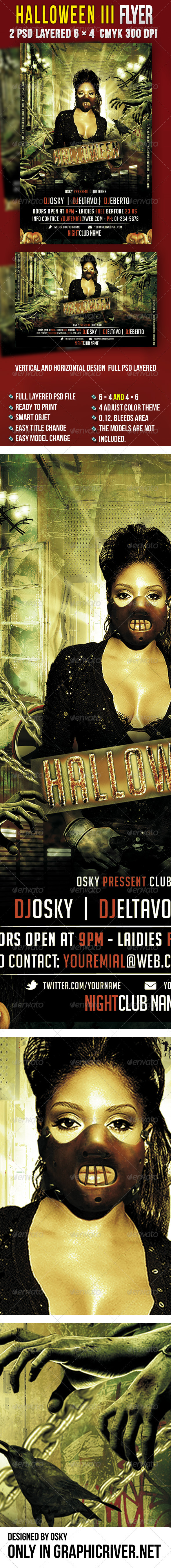Alloween Terror Party - Clubs & Parties Events