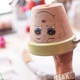 Art, creativity and people concept - close up of female artist painting a flower pot in studio - PhotoDune Item for Sale