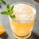 Boozy Refreshing Shochu Cantaloupe Cocktail - PhotoDune Item for Sale
