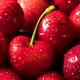 Healthy Organic Red Cherries - PhotoDune Item for Sale