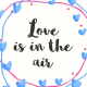 Love Is In The Air. Hand Drawn Pack - VideoHive Item for Sale