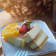 Close-up view of the slice of cakes - PhotoDune Item for Sale