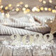 Cozy christmas composition with number 2022 and decor details. - PhotoDune Item for Sale