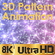 Seamless 3D Background Pattern Connected Lines And Dots - VideoHive Item for Sale