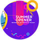 Summer Opener - VideoHive Item for Sale