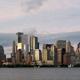 Panorama view New York city lower Manhattan skyline at twilight - PhotoDune Item for Sale