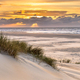 View from dune top over North Sea - PhotoDune Item for Sale