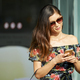 Beautiful Woman Texting - PhotoDune Item for Sale