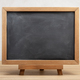 Blank chalkboard on easel for text or drawings - PhotoDune Item for Sale