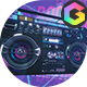 Boombox Music Visualizer - VideoHive Item for Sale