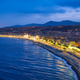 Picturesque view of Nice, France in the evening - PhotoDune Item for Sale
