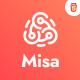 Misa - Creative Agency HTML Template