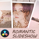 Romantic Story Slideshow for DaVinci Resolve - VideoHive Item for Sale