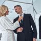Beautiful mature woman adjusting necktie of her husband - PhotoDune Item for Sale