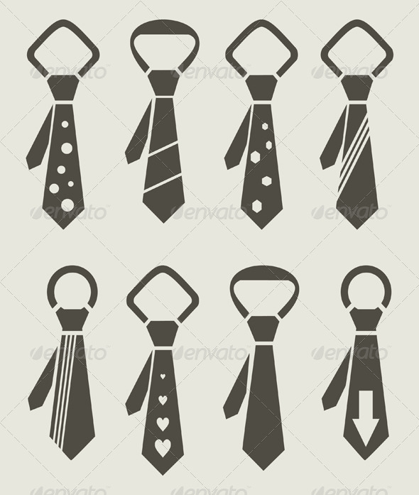 Tie - Miscellaneous Vectors