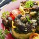 polenta with champignon - PhotoDune Item for Sale