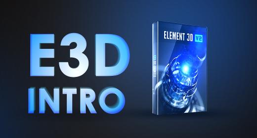 Element 3D Intro