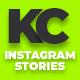 Kinetic Instagram Stories V2 - VideoHive Item for Sale