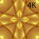 4k Symmetrical Gold Bars. Looped - VideoHive Item for Sale