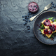 Baked pangasius fish with blueberries - PhotoDune Item for Sale