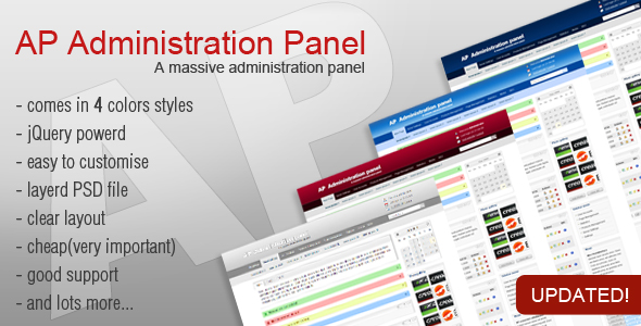 Free Download AP Administration Panel Nulled Latest Version