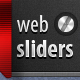5 Unique Sliders & Over 70 Matching Web Elements - GraphicRiver Item for Sale