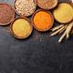 Gluten free cereals. Rice, buckwheat, corn groats, quinoa and millet - PhotoDune Item for Sale