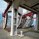 Siberiabrug folding bridge in Atwerp, Belgium - PhotoDune Item for Sale