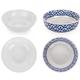 set of vintage ceramic bowl on white - PhotoDune Item for Sale