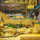 Detail of metal machinery - PhotoDune Item for Sale