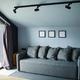Minimal Interior in Blue - PhotoDune Item for Sale