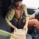 Delivery Man in Van - PhotoDune Item for Sale