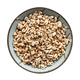 view of puffed emmer farro wheat grains in bowl - PhotoDune Item for Sale