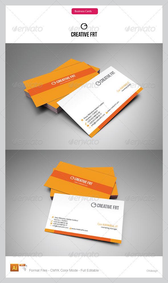 Corporate Business Cards 59 - Corporate Business Cards