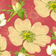 Seamless Background Wild Rose - GraphicRiver Item for Sale