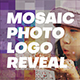 Mosaic Photo Logo Reveal - VideoHive Item for Sale