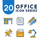 20 Office Icon Series