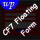 Contact Form 7 Floating Form - for Specific Post or Page or Full Website Content