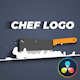 Chef Knife Logo - VideoHive Item for Sale