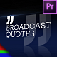 Quotes | Promo Titles - VideoHive Item for Sale