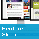 jQuery CSS3 Feature Slider Plugin