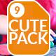 Happy Cute Children Pack