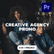 Creative Agency Promo for Premiere Pro - VideoHive Item for Sale