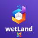 Wetland - MultiPurpose Joomla 4 Template for Startup
