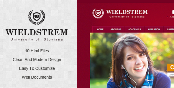 WieldStrem University - Business Corporate
