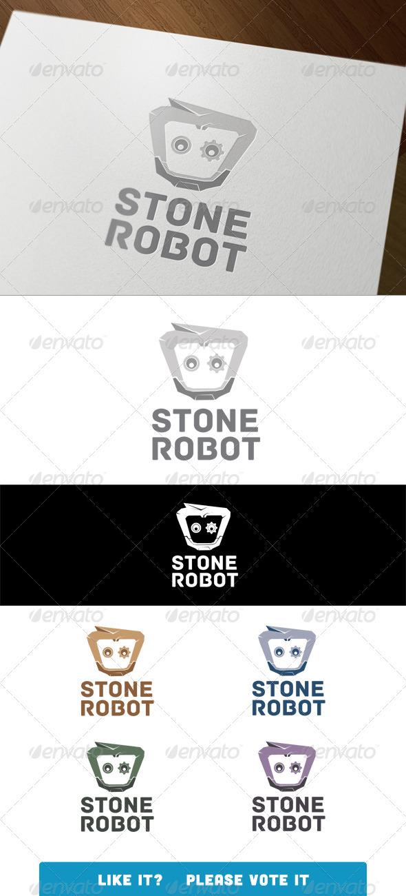 Stone Robot - Symbols Logo Templates