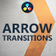 Arrow Transitions for DaVinci Resolve - VideoHive Item for Sale